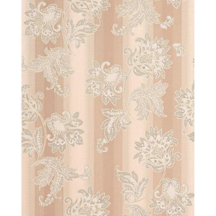 Papier Peint En Vinyle Design Motif Floral Edem 084 23 Fleurs