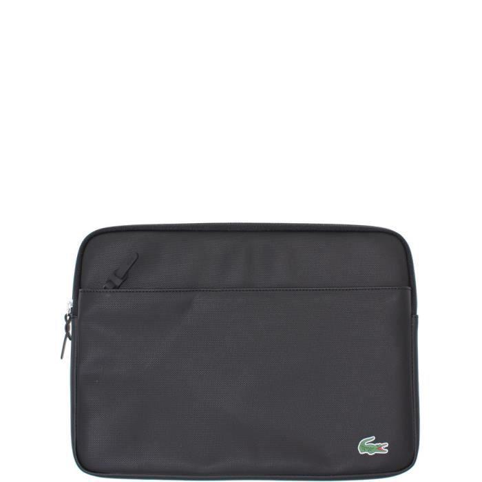 20cb08af1e SACOCHE INFORMATIQUE Pochette ordinateur portable Lacoste ref_cem40355-