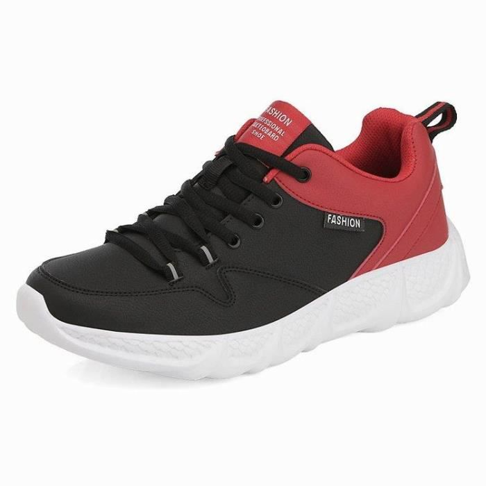 45 Homme Noir Mode Basket R55565663 Arrivee Nouvelle LéGer rouge 999 Poids Pour Loisir g0Zvxq1