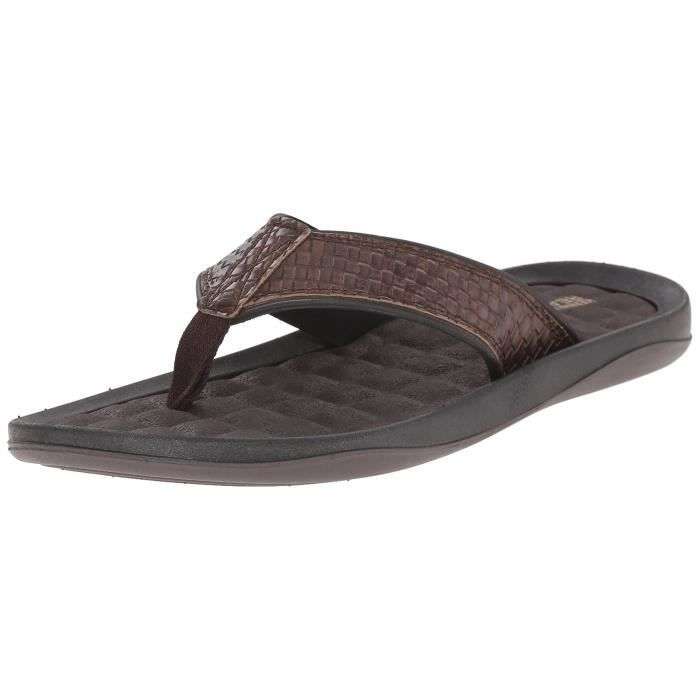Kenneth Cole Reaction Go Four-th Flat Sandal NQE30 Taille-38