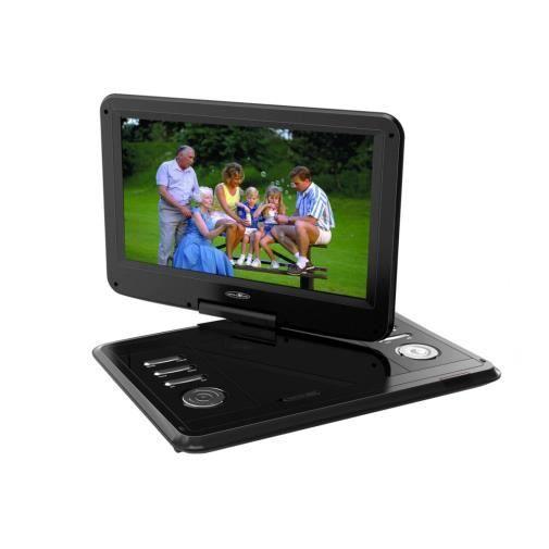 """LECTEUR BLURAY PORTABLE Reflexion DVD1203, 29,5 cm (11.6""""), 1366 x 768 pix"""