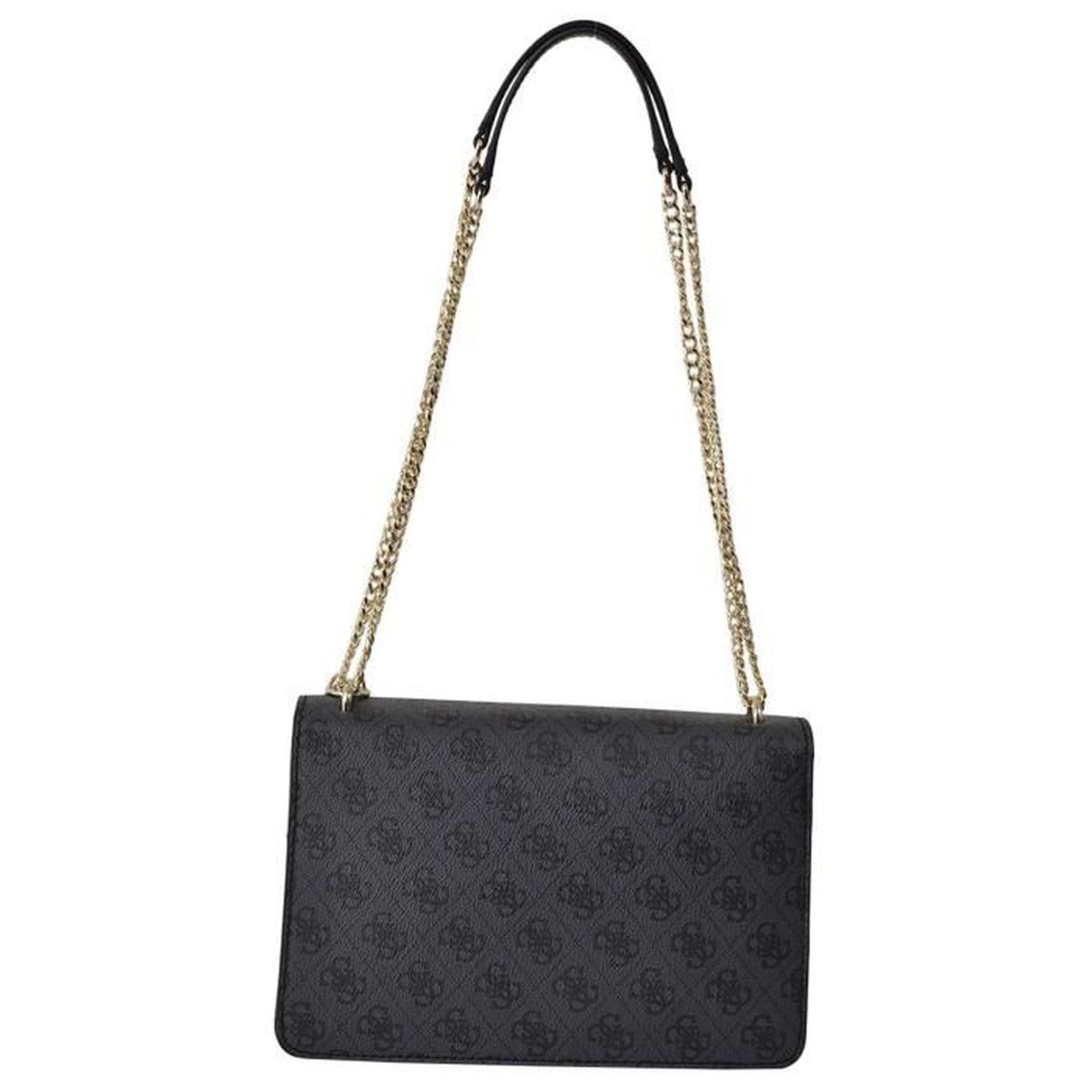 cde7f196b9 Sac bandoulière Guess Arianna Noir coal - Achat / Vente besace - sac  reporter 0190231002826 - Cdiscount