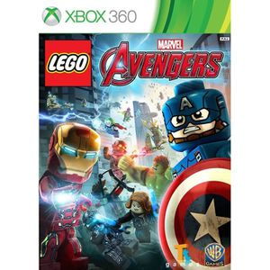 JEU XBOX 360 LEGO Marvel's Avengers Jeu Xbox 360