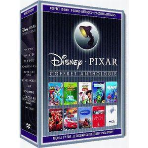 DVD DESSIN ANIMÉ DISNEY CLASSIQUES - Coffret DVD Collection Pixar