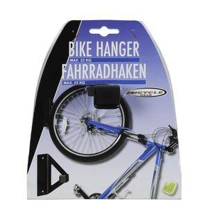RACK RANGEMENT VÉLO Support vélo à Suspendre - MURAL - Fixation simple