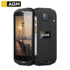 Téléphone portable AGM A8 SE Smartphone 5.0 pouces 2G+ 16G Quad Core