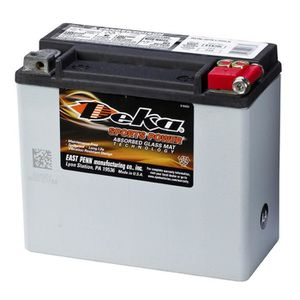 BATTERIE VÉHICULE P134 Batterie Sports Power AGM 12 V 17,5 Ah ETX20L