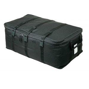 SAC DE VOYAGE Cantine souple 160 litres noir - T.O.E. Concept U