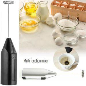 MIXEUR ÉLECTRIQUE Batteur à oeufs, mixeur à café, batteur au lait, b