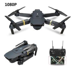 DRONE EACHINE E58 - WIFI 2MP 1080P Caméra RC Drone FPV +