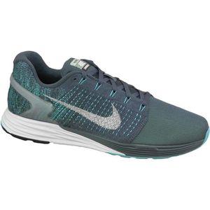 new arrival 9245c ec373 ... new zealand chaussures de running nike lunarglide 7 flash 803566 400  9e5df 4c478