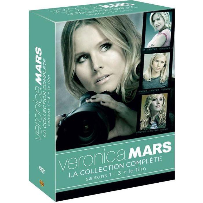 DVD SÉRIE DVD Coffret Veronica Mars - La collection complète