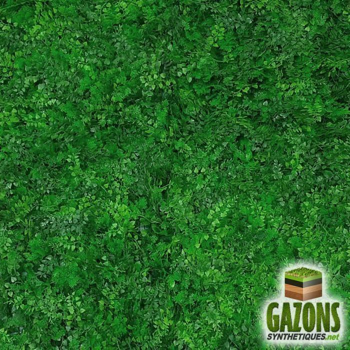 Mur vegetal artificiel - Achat / Vente pas cher