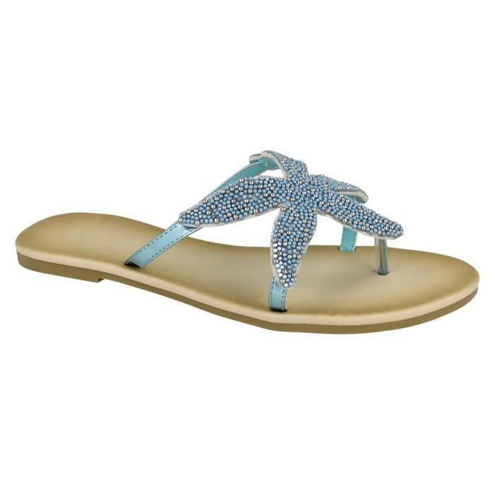 Savannah - Tongs étoile de mer - Femme