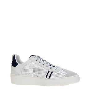 L4K3 Sneakers Homme WHITE/BLUE, 42