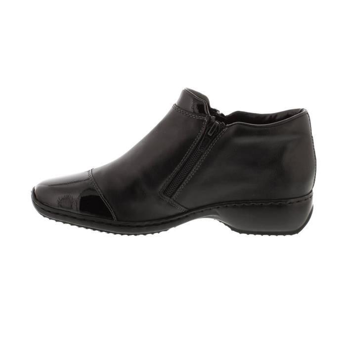 Bottines L3879 noires (40 - Noir)
