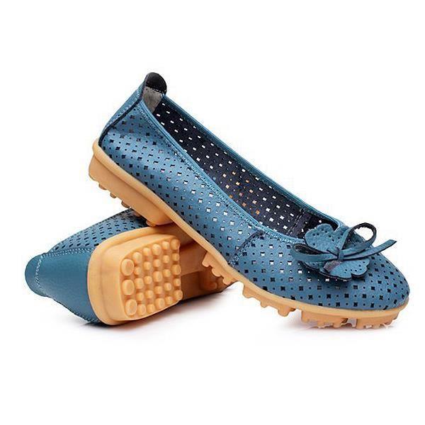 Napoulen®Femmes plates douces fourrure perle de pantoufle flip flop MARINE-YXP70921648NY N3dqQ9xm