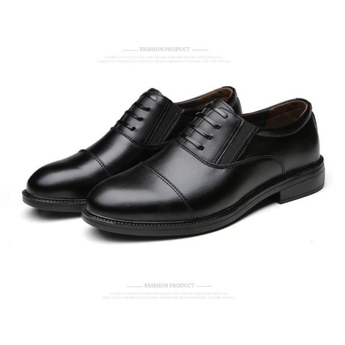 JOZSI Chaussure Femme Cuir Confortable mode Mocassion chaussures de ville SHT-XZ214Marron36 CNRFB
