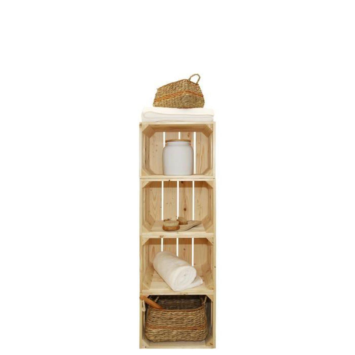 design caisses rangement maison du monde maison du monde boite de rangement with caisse en bois maison du monde