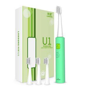 BROSSE A DENTS ÉLEC Brosse à dents électrique Brosse à dents rechargea