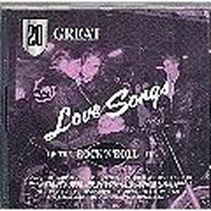 CD COMPILATION 20 Great Love Songs of the Roc [CD] Various Artist