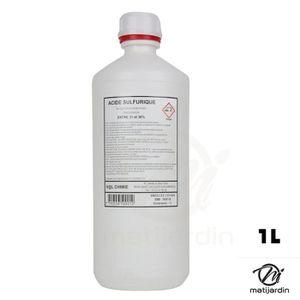ELECTROLYTE Acide de batterie. 1L