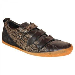 BASKET samples shoes FENCHURCH FENSLOW BLACK MEN