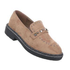 Chaussures femme flâneurs la babouche blanc 41 f8JZt