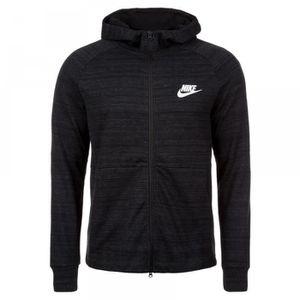 Nike Homme Av15 Nsw Noir Achat Sweatshirt Knit XwO8kn0P