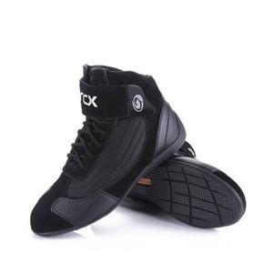 CHAUSSURE - BOTTE Chaussures De Moto Chaussures De Moto Pour Hommes