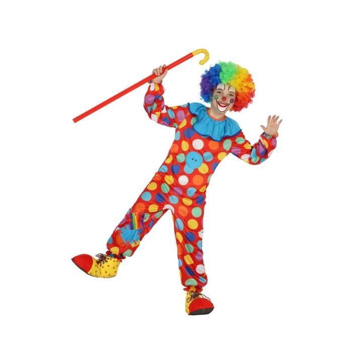ATOSA Déguisement Clown - Panoplie Enfant