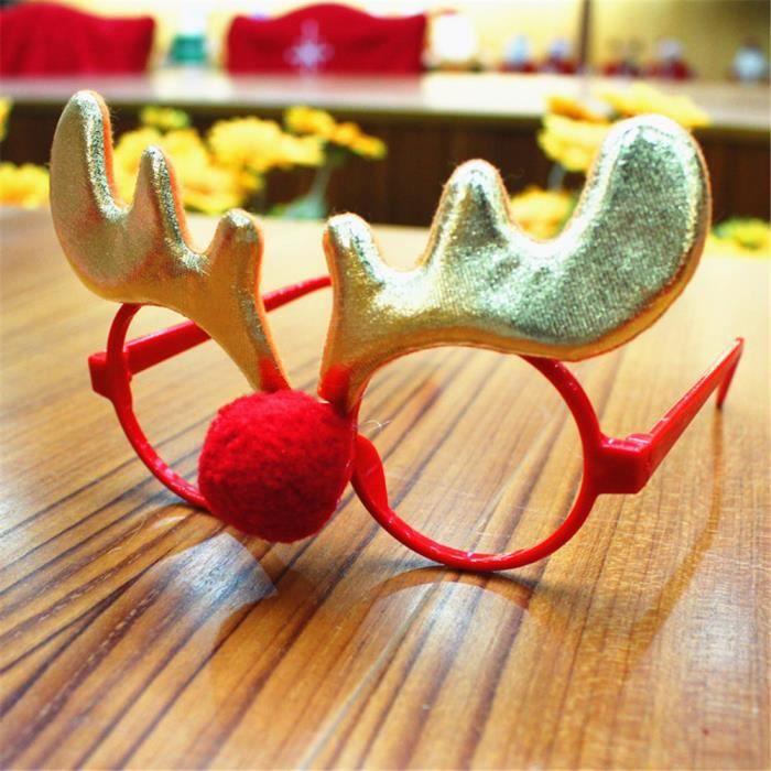 lunettes photoNoël Prenez de Up Belles Props HM8292 Noël Props Dress Fête TOZwYqx