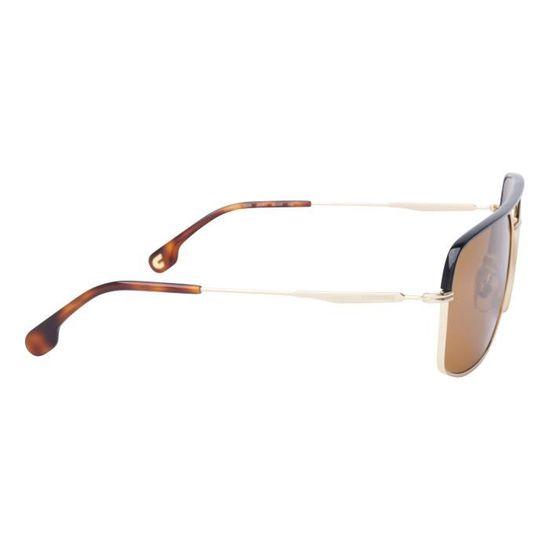 54722543a93db5 Lunettes de soleil Carrera 152-S -J5GK1 - Achat   Vente lunettes de soleil  Homme Adulte Doré - Cdiscount