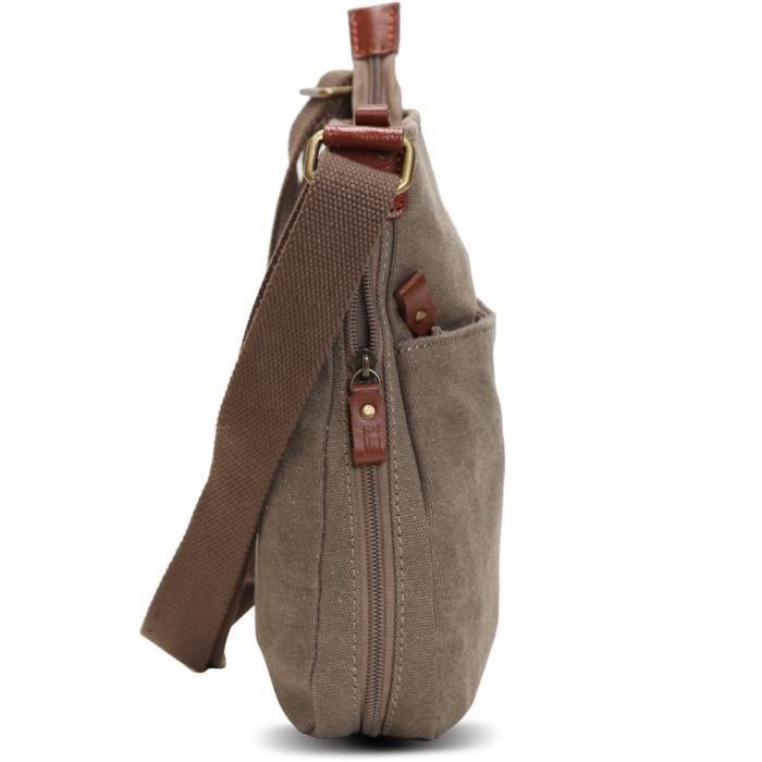 Sac bandoulière pour hommes Trp0237 Brown Petit JS54L