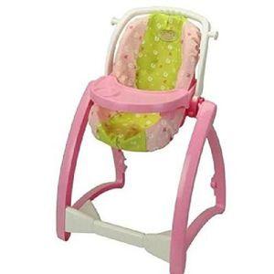 PRINCESS CORALIE - Chaise haute Baby 4 en 1