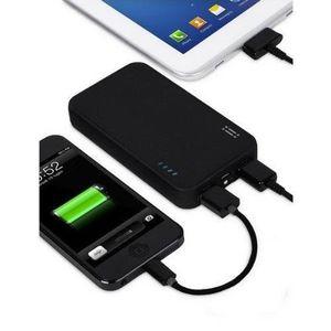 KIT ALIM. ÉLECTRONIQUE Aiino AIPB214K-BK, Noir, Mobile-smartphone, Tablet