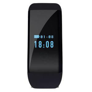 BRACELET D'ACTIVITÉ D21 Bluetooth Montre intelligente Sleep cardiofréq