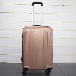 VALISE - BAGAGE Moyenne valise Rose