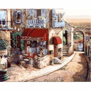Murale Peinture à l\'huile décoration maison Chambre à coucher ...