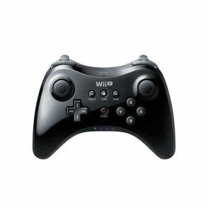 CONSOLE WII Manette Classique Wii U Pro Noire Y00358
