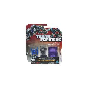 FIGURINE - PERSONNAGE TRANSFORMERS FALL OF CYBERTRON : DECEPTICON RUMBLE