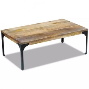 TABLE BASSE ICAVERNE - Tables basses Admirable Table basse Boi