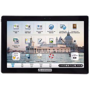 ORDINATEUR 2 EN 1 ORDISSIMO Tablette Tactile - ART0314 Lisa 2 - 10,1