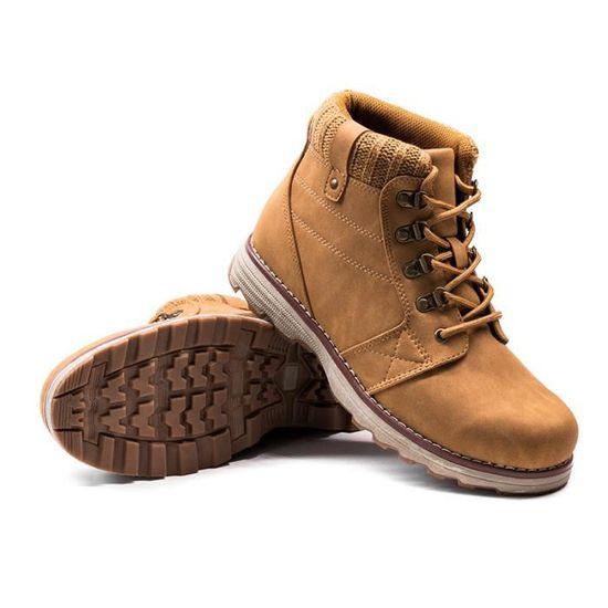 Pu Respirant amp;marron Boots Homme Size38 xz3023 Pas Llt Portable D'outillage Durable 45 Bottine Noir En Cher hodsrtCxBQ