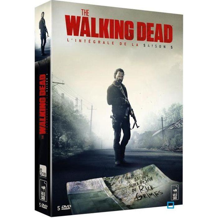 The Walking Dead 1 5 Dvd