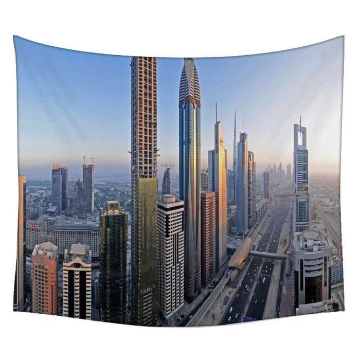 Bâtiment incroyable à Dubaï Rideau Mandala - Achat / Vente rideau ...