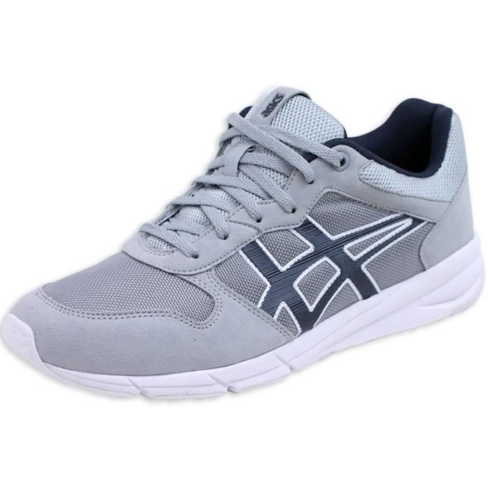 Asics Shaw Runner, Chaussures homme, gris clair, 40