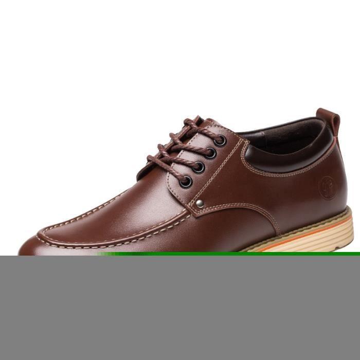 b2d1973d0173c5 Chaussure Homme Cuir Automne et Hiver Classique Chaussures de ville  BXFP-XZ192