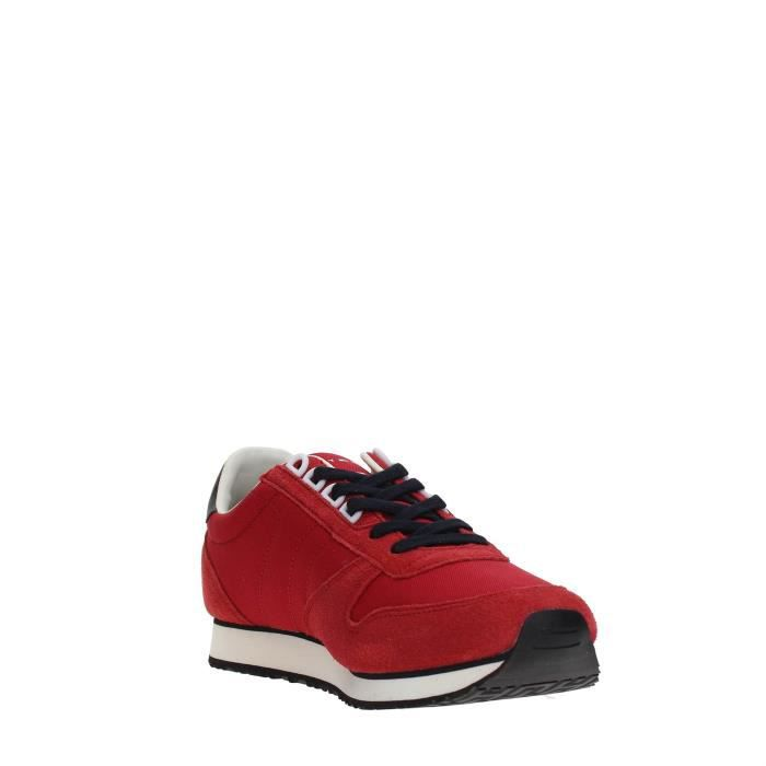 Sneakers 41 Homme Tommy RED TANGO Hilfiger qYwF5cc1x6