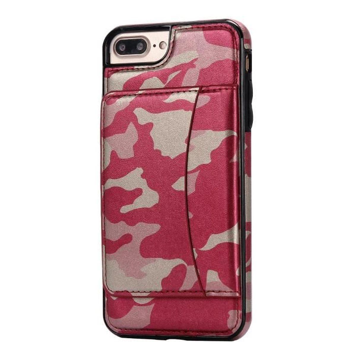 coque iphone 7 camouflage